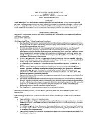 Ehs Resume Examples by Safety Coordinator Cover Letter Samples Facility Manager Cover