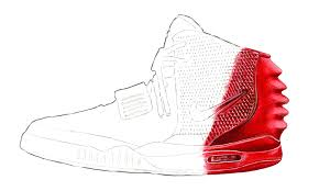 sneaker designer kanye west sneakers the complete illustrated history highsnobiety