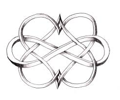 cool sparrow tattoos two hearts intertwined forever would be a cute tattoo with his