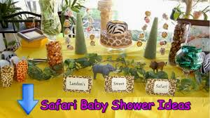 safari punch for baby shower decorating of party