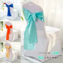 chair sash ties online get cheap chair sashes for sale aliexpress alibaba