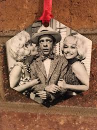 Barney Christmas Ornament The Andy Griffith Show Barney Fife U0026 The Fun Girls Christmas