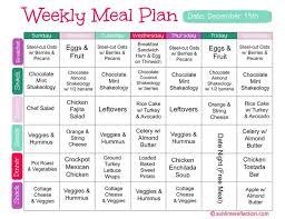 32 best meal plans images on pinterest diet dinner recipes diet