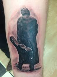 the in black johnny done by nate at family