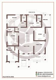 Kerala Home Plan Single Floor 1990 Sq Ft Single Floor 4 Bhk Modern Home Designs Home Interiors