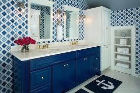 blue and white bathroom ideas blue bathroom ideas sowingwellness co