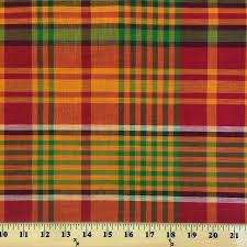 madras plaid fabric style 322 fabric wholesale direct