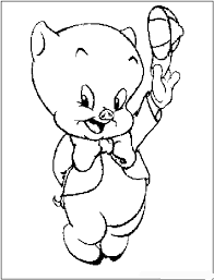 best animations looney tunes coloring pages for kids womanmate com