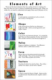 elements of art thinglink