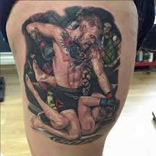 these conor mcgregor fans have got awesome tattoos of their ufc