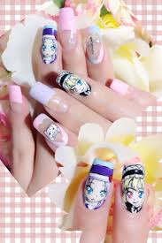 62 best japanese nails decoration kawaii images on pinterest