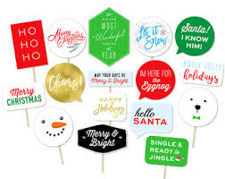 christmas photo booth props christmas photo booth props collection printable instant
