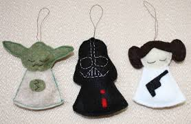 wars christmas decorations decoration diy wars christmas ornaments geekery