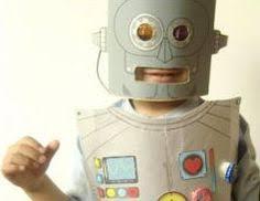 Kids Robot Halloween Costume Coolest Homemade Robot Kid Costume Idea Robot Costumes Robot
