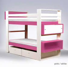 Storage Beds For Girls by Four Pink Bunk Beds For Girls You Should Consider 833 Home