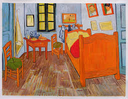 bedroom in arles vincent s bedroom in arles vincent van gogh paintings