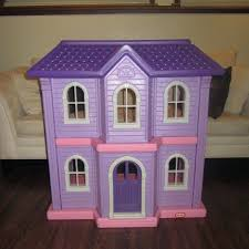 vintage dollhouse furniture ebay little tikes my size barbie 1990s