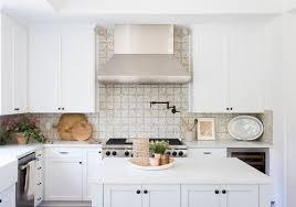 what is the best backsplash for a white kitchen 27 kitchen tile backsplash ideas we