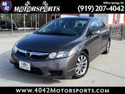 2010 honda civic ex for sale in willow springs
