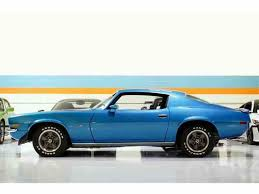 1970 1973 camaro for sale 1970 to 1973 chevrolet camaro for sale on classiccars com 140