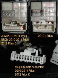diy how to install jdm prius power folding side mirrors