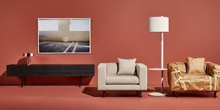 Floor Hero by Note Floor Lamp Modern Floor Lamp With Table Blu Dot
