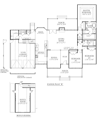 Cape Cod Design House House Plan 2248 B The Britton B Floor Plan Classical One Story