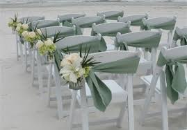 chair sashes table chair sashes rental service event planner staging