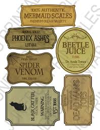 halloween apothecary jar labels diy halloween potion label printables apothecary labels