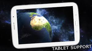 earth orbiter 3d wallpaper android apps on google play