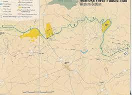 Washington Nc Map by Cardinal Canoe Llc