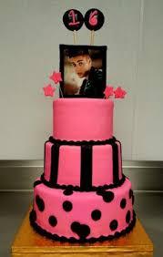 justin bieber birthday cake bday party plans pinterest