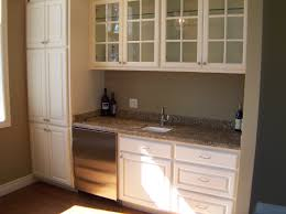 White Glass Kitchen Cabinets by Home Decor Kitchen Cabinet Pretty Clear Glass Door White Frame