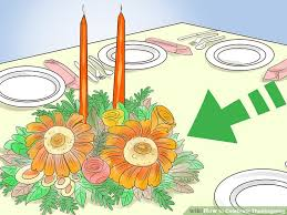 how to celebrate thanksgiving with pictures wikihow