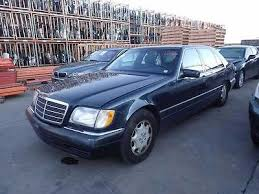 mercedes s500 1996 used mercedes s500 other computer chip cruise parts