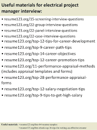 electrical resume sample useful materials for electrical sample