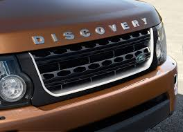 tan land rover discovery land rover tries to keep the discovery lr4 relevant with landmark