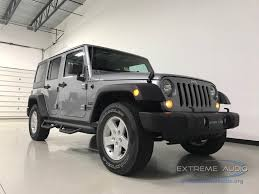 accessories jeep wrangler unlimited jeep wrangler unlimited accessory upgrades for midlothian client