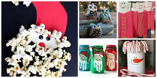 50 christmas crafts for kids diy christmas kidscrafts mrs