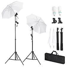 cheap umbrella lighting kit amzdeal photography lighting kit umbrella lights 2x amazon co uk