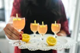 holiday champagne cocktails recipes champagne beautiful booze