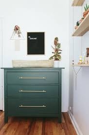 Ikea Changing Table Hack 25 Cool Ways To Furnish A Nursery With Ikea Digsdigs