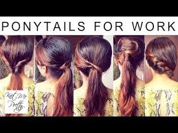easy indian hairstyles for school 5 quick and easy ponytail hairstyles for school college work indian