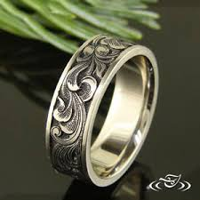 wedding band engravings engraved engagement and wedding rings