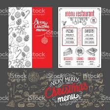 Happy New Year Invitation Christmas Food Menu Happy New Year Party Invitation Restaurant