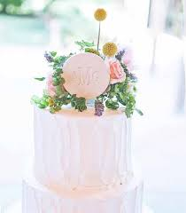 cake wedding toppers 9 wedding cake toppers for every style