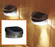 Solar Powered Fence Lights - solar shop in jamaica by excluss