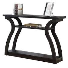 modern u0026 contemporary 36 inch high console table allmodern