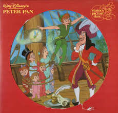 laurie main story songs peter pan vinyl lp album