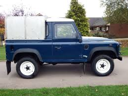land rover defender 90 for sale used land rover defender 90 pickup td5 for sale in leicester